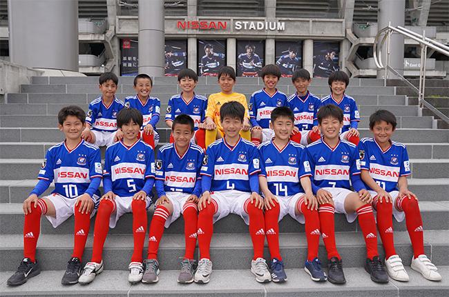 横浜F・マリノス プライマリー久保瑛史