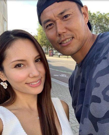 川島永嗣の妻、川島広子