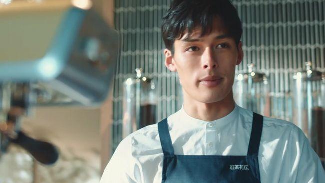 紅茶花伝CM俳優
