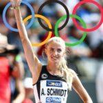 アリカシュミット(東京オリンピックドイツ陸上美女)のwiki!年齢は?