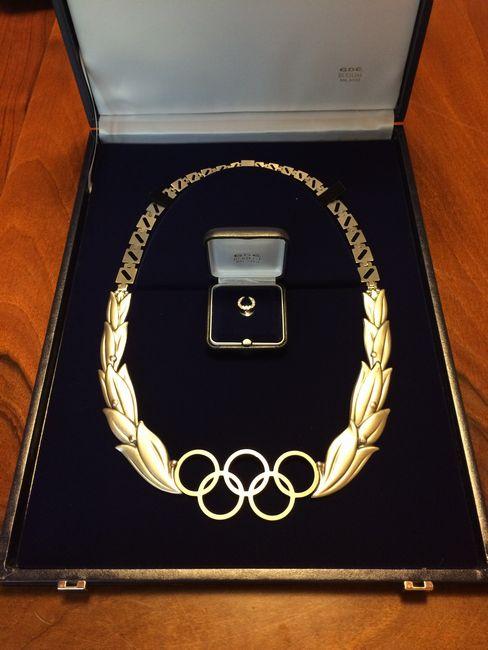 オリンピックオーダー(功労賞)